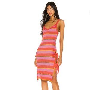 Tularosa Rayo Croquet beach dress